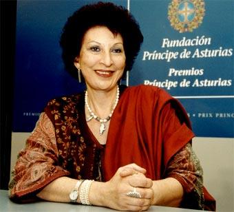 Fátima Mernissi (Fez 1940-Rabat 2015)